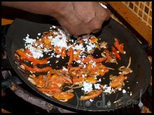 karela bhaji Bitter melon stir fry #stepbystep #recipe masalaherb.com