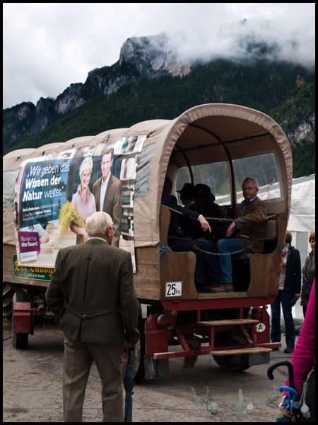 Austrian Farmers Opening Day
