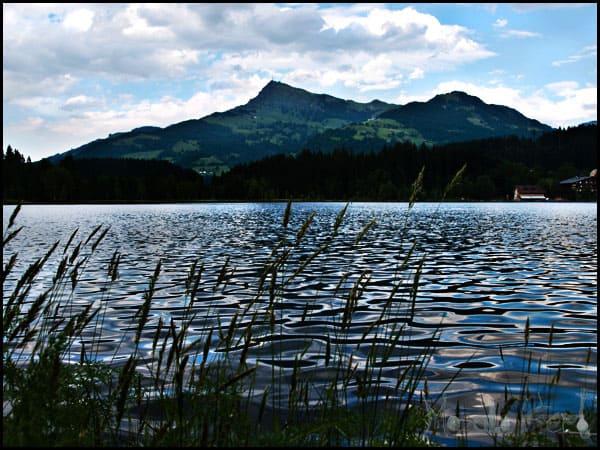 Schwarzsee - Kitzbühel Black Lake- #Tyrol #Austria #travel masalaherb.com