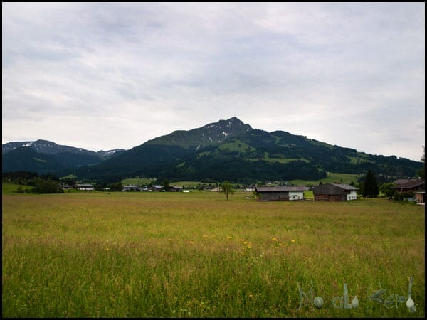 St.Johann Tyrol in Spring #travel #Austria