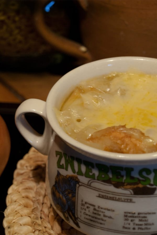 French Onion Soup #stepbystep #recipe masalaherb.com